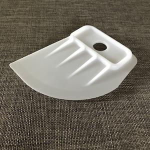 plastic spatula for tucking fabric